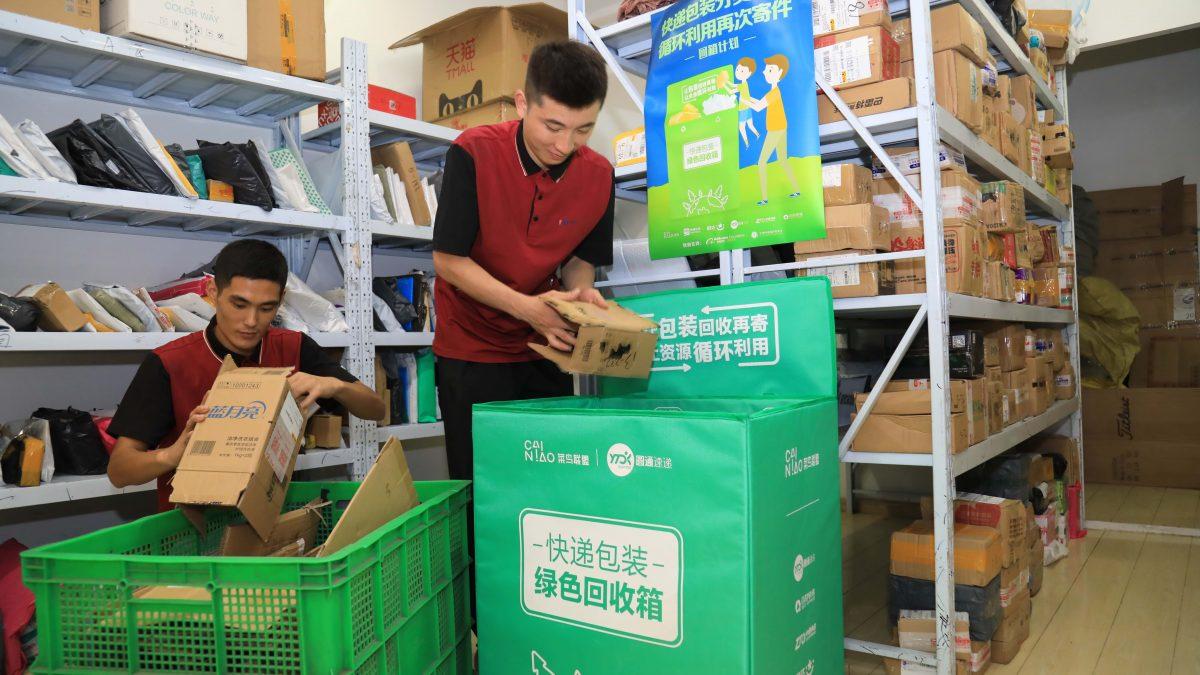 logistik hijau