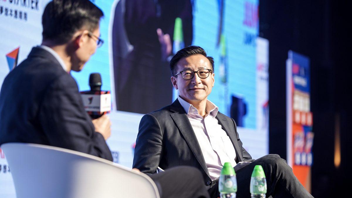 Joe Tsai _ 3 Tips Entrepreneur
